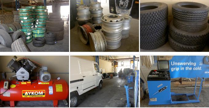 Нови и използвани гуми и джанти за товарни автомобили | НИБОЙ – Николай Йорданов
